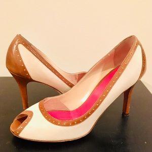 Kate Spade 2-Tone Vintage Stilettos